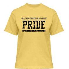 Grayson Christian Academy - Sherman, TX | Women's T-Shirts Start at $20.97