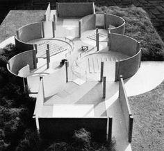 Wheels of Heaven Church, 1966  (Aldo Van Eyck)