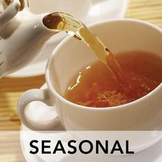 Gift Idea: Tea of the Month Club - Seasonal (4 Months) with Free Shipping
