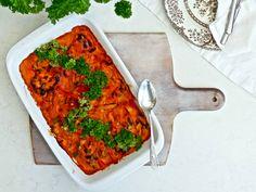 Igorin kana, alkuperäinen resepti — Peggyn pieni punainen keittio Tandoori Chicken, Chicken Recipes, Chicken Meals, Food And Drink, Cooking Recipes, Retro, Ethnic Recipes, Dinners, Sports