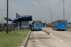 Transforming the transport system in Lagos State: The LAMATA example