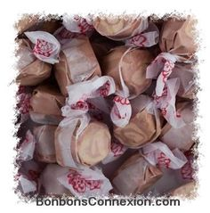 Buy Gingerbread Saltwater Taffy in Dallas - Nikkis Popcorn has hundreds of bulk candies, gourmet popcorn & salt water taffy! Holiday Candy, Christmas Candy, Holiday Fun, Christmas Holidays, Candy Gift Baskets, Candy Gifts, Bulk Candy, Candy Store, Candy Craze