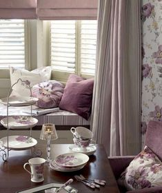 Find sophisticated detail in every Laura Ashley collection - home furnishings, children's room decor, and women, girls & men's fashion. Cozy Living Rooms, Living Room Decor, Interior Exterior, Interior Design, Laura Ashley Home, English Country Decor, Decoration, Room Inspiration, Home Furnishings