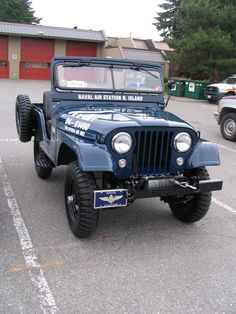The AMC Forum - 1958 Willy's Jeep CJ5