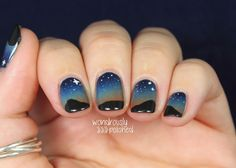 Wondrously Polished: 31 Day Nail Art Challenge - Day 22: Inspired by a Song