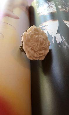 Large Carnation Ring