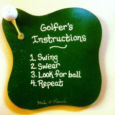 Golfer's basics