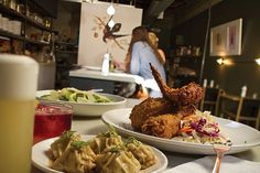 Utah saw the emergence of a number of exciting new restaurants in 2014, including Rye Diner & Drinks, Tosh's Ramen, Skewered Thai, the re-opened Finca, Harbor Seafood & Steak Co., Provisions, Kimi's Chop & Oyster House, From Scratch ...