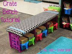 Show-N-Tell Saturday: Back to School Classroom Makeover DIY on a Budget