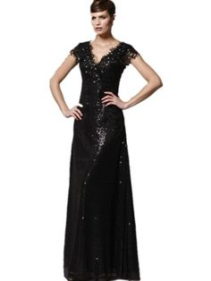 LL8 BEADDING Evening Dresses party full length prom gown ball dress robe (8, Black) LondonProm http://www.amazon.co.uk/dp/B00KIXW7BE/ref=cm_sw_r_pi_dp_uNEStb0X6A4J87PM