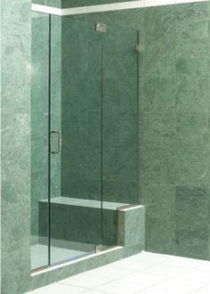 Centec Frameless Series Shower Door And Tub Door
