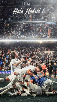 Give'em Real Hell #HalaMadrid