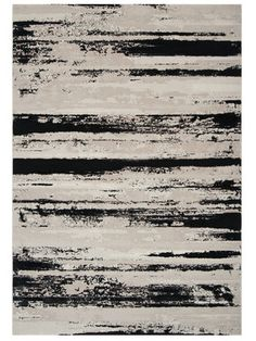Nuage Rug by Surya (black, taupe, light gray, off white)