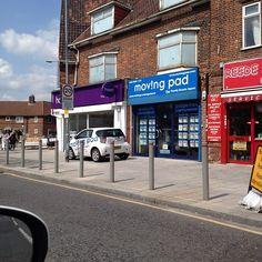 Corner of Reede Road & #Dagenham Heathway