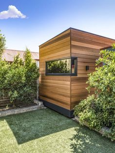 Explore Garden Studios' gallery of granny flats in Melbourne — See our latest finished projects, designs & home renovations. Garden Studio, Home Studio, Outdoor Office, Outdoor Decor, Shed Homes, Granny Flat, Custom Built Homes, House Extensions, Home Reno