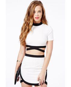 56910d6c13a9a matching skirt and top Cami Crop Top