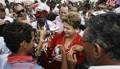 Pregopontocom Tudo: Dilma cumpre agenda em Salvador embalada pela militância..