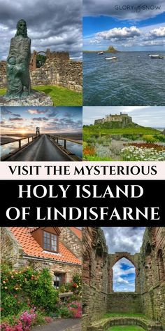 What to do on Holy Island of Lindisfarne: an ultimate guide to your Northumberland adventure! How to get there, popular attractions & hidden gems! | Lindisfarne Castle, Lindisfarne Priory, Lindisfarne history, UK travel destinations, UK bucket list, UK travel places, UK travel photography, UK travel aesthetic, UK travel tips, UK best places to visit, UK family days out, pretty places to visit in the UK, UK trips with kids, UK islands | #UK #travel #UKtravel #bucketlist Europe Travel Tips, Travel Goals, Travel Destinations, Family Road Trips, Family Travel, Glory Of The Snow, Visit Uk, Photography Uk, European Destination