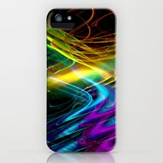 Abstract iPhone & iPod Case by Christine baessler - $35.00