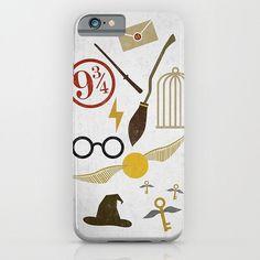 """Harry Potter """"Pattern"""" Phone Case ($35-$98)"""
