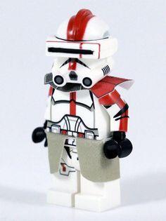 Lego Custom Clones, Lego Clones, Star Troopers, Clone Trooper, All Lego, Lego Lego, Lego Soldiers, Lego Stormtrooper, Lego Room