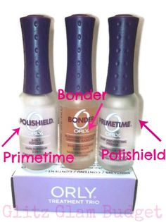 Orly Nail Treatment Trio