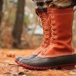 Love it!  L.L. Bean 100th Anniversary Maine Hunting Shoe