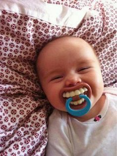 Smile soother