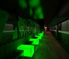 Interior Discoteca OchentayPop
