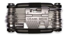 29.95 Amazon.com: Crank Brothers Multi Bicycle Tool (19-Function, Gold): Sports & Outdoors