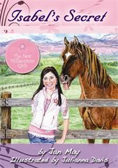 Christian chapter books for tween girls are creating a buzz!! Follow Isabel and her horse, Starlight, on faith mystery adventures.