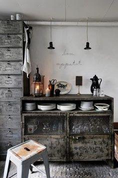 Objetos Industriales para la decoración del hogar | Singular Market