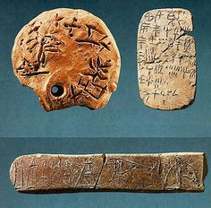 The Linear A Language is the language of the Minoans, a remarkable civilization which dominated the Aegean Sea. The Mycenaeans eventually dominated and then supplanted the Minoans on Crete. Linear A has still not been successfully deciphered. Linear B, was undecipherable until the code was cracked in 1952.
