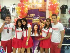 Sorteio compra premiada nas Lojas Esplanada em Petrolina/PE.