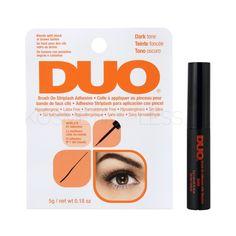 Ardell Duo Striplash Adhesive - Dark Tone (5g)  Duo κόλλα - Αδιάβροχη, σταθερή, σε μαύρο χρώμα. Latex, Make Up, Adhesive, False Lashes, Brush Pen, Makeup, Beauty Makeup, Bronzer Makeup