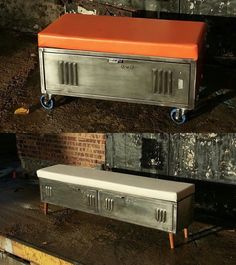 Cool looking..TV Stand?