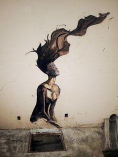 Street Art in Cape Town : Photo
