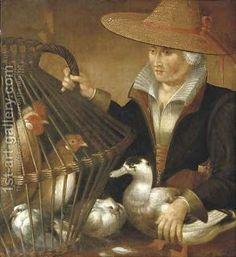 Výsledek obrázku pro wicker cages for poultry medieval and tudors