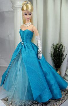 Waterfall for Silkstone Barbie