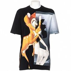 (ジバンシー) GIVENCHY 15AW マキシ バンビプリントTシャツ_BLACK/OVER FIT 15A7... http://www.amazon.co.jp/dp/B01G6X98WK/ref=cm_sw_r_pi_dp_oe8rxb0P2WX2Z