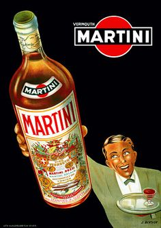 Martini vermouth ……re pinned by Maurie Daboux ♪ ♪ Vintage Italian Posters, Pub Vintage, Vintage Advertising Posters, Old Advertisements, Vintage Labels, Wine Poster, Poster Ads, Poster Prints, Retro Ads