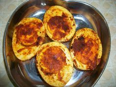 Spicy Treats: Egg Chilli Fry