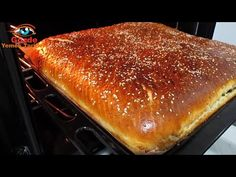 How many recipes I tried! I have never seen another one this delicious! - YouTube Empanadas, Turkish Recipes, Ethnic Recipes, Spanish Cuisine, Quiches, No Bake Desserts, Hot Dog Buns, Sandwiches, Rolls