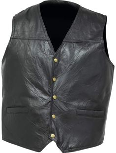 giovanni navarre(R) italian stone design genuine leather concealed carry vest…