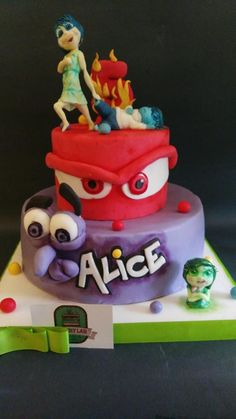 Inside out cake - Cake by BakeryLab