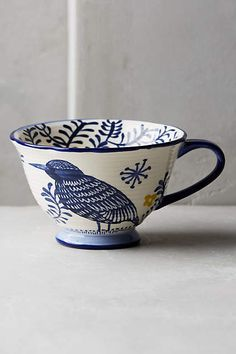 Saga Mug - anthropologie.com