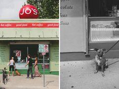 Jo's Coffee.  Austin, Texas.