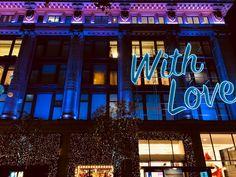 Selfridges - London - Oxford Street Selfridges London, British Architecture, Retail Interior, Oxford Street, Gaia, Interiors, Decoration Home, Decor, Deco