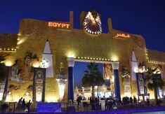 Global Village, Egypt, Broadway Shows