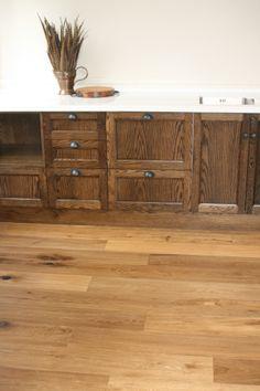French Oak Engineered Flooring.